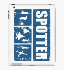 Aircraft spotters iPad Case/Skin