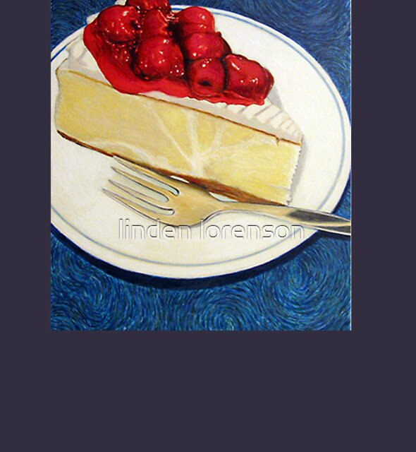 The Cheesecake by linden lorenson