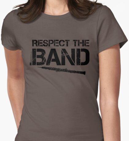 Respect The Band - Oboe (Black Lettering) T-Shirt