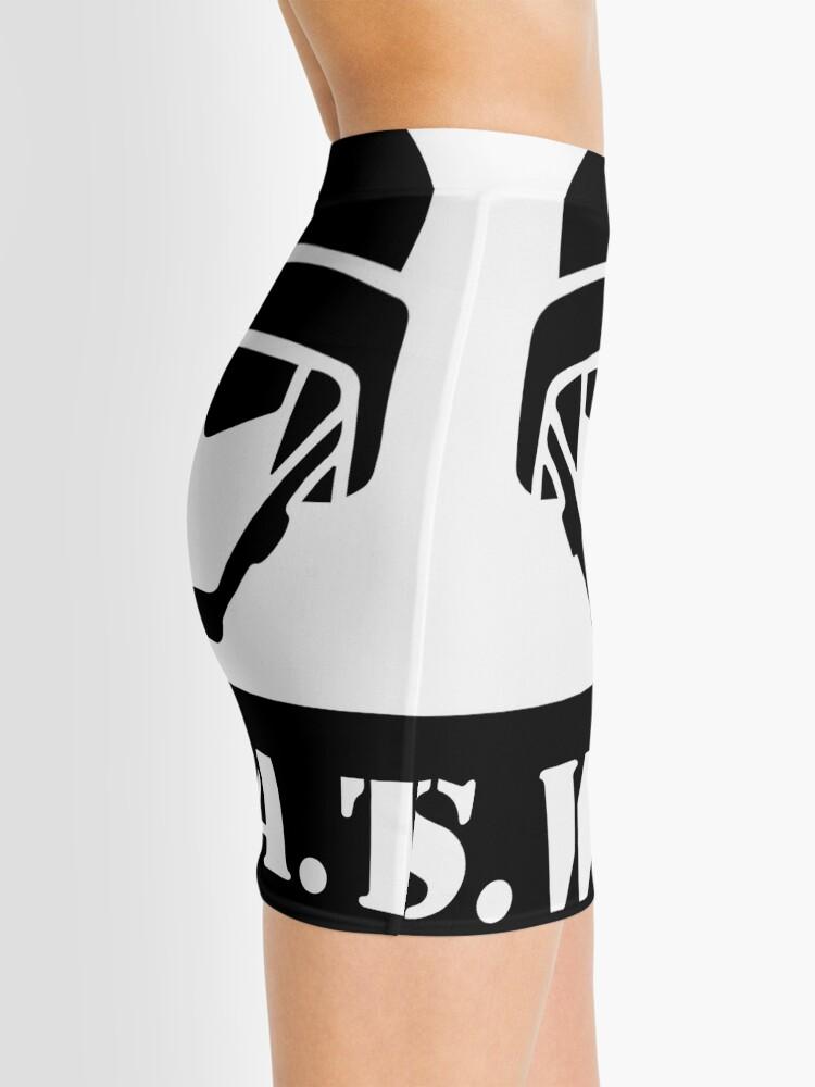 Vista alternativa de Minifalda APLASTAR