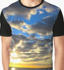Morning   Orient Point, New York Graphic T-Shirt