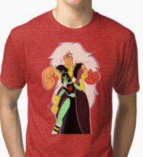 Bara Alien waifus Tri-blend T-Shirt