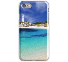 Bathurst point, Rottnest Island, Western Australia iPhone Case/Skin