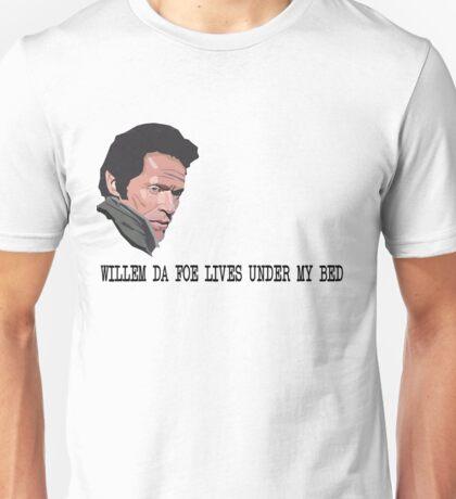 Willem Da Foe T-Shirt