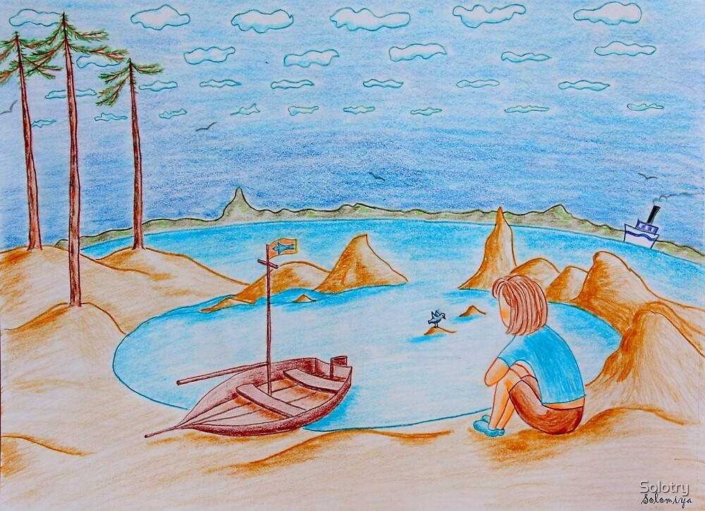 Swallows and Amazons by Solotry