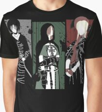 Souls Waifus Graphic T-Shirt