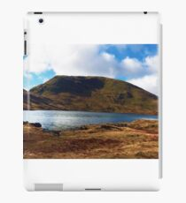 Grisedale Tarn in the Lake District National Park, UK iPad Case/Skin