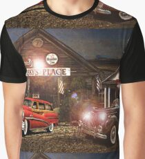 Pesky's Place Graphic T-Shirt