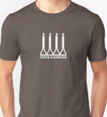 Four Candles Unisex T-Shirt
