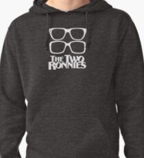 The Two Ronnies Pullover Hoodie