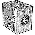 Box Camera by Kawka