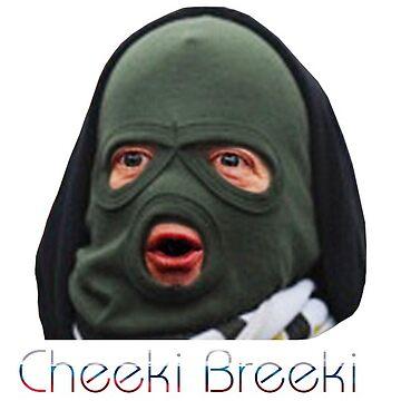 Cheeki Breeki by Megabass