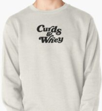 Curds & Whey (Black) Pullover