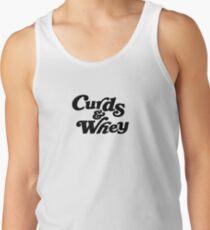 Curds & Whey (Black) Tank Top