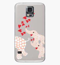 Happy elephants Case/Skin for Samsung Galaxy