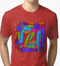 Sequential steps Tri-blend T-Shirt