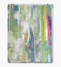 Fairy Tale about Forest - Original Wall Modern Abstract Art Painting iPad Case/Skin