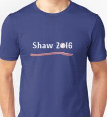 Vote Travis Shaw 2016! Unisex T-Shirt