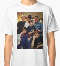 MITM Season 1 Cast Photo Classic T-Shirt
