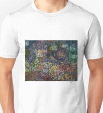 Aboriginal Fireworks Unisex T-Shirt