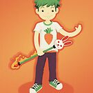 Carrot Kid by Kevin James Bernabe