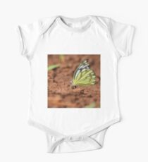Common Gull Butterfly, India One Piece - Short Sleeve
