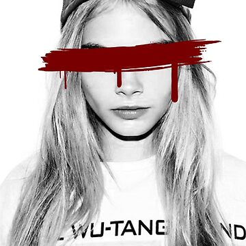 Dead Pop Stars Of Our Youth - Cara Delevigne by NotEvenOriginal
