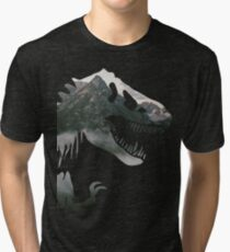 The Lost World Tri-blend T-Shirt