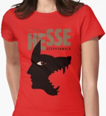 Hermann Hesse Women's Fitted T-Shirt