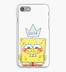 Queen SpongeBob iPhone Case/Skin