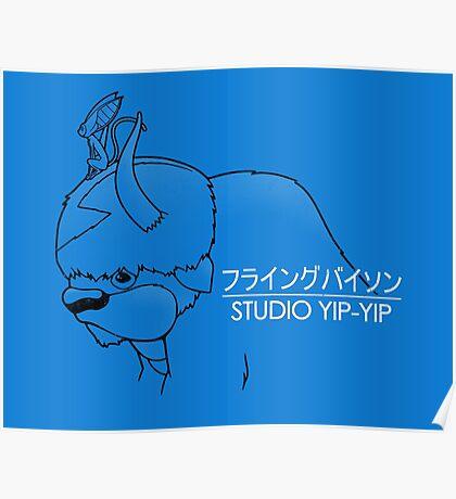 Studio Yip-Yip Poster
