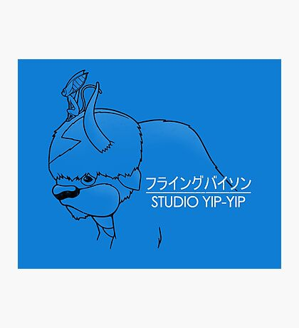 Studio Yip-Yip Photographic Print
