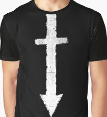 The Pretty Reckless - Cross Graphic T-Shirt
