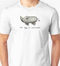 Am TOO a Unicorn Unisex T-Shirt