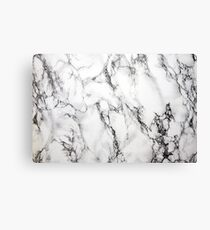 Marble Designs Canvas Print