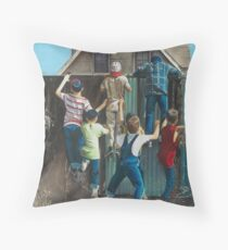 The Sandlot Throw Pillow