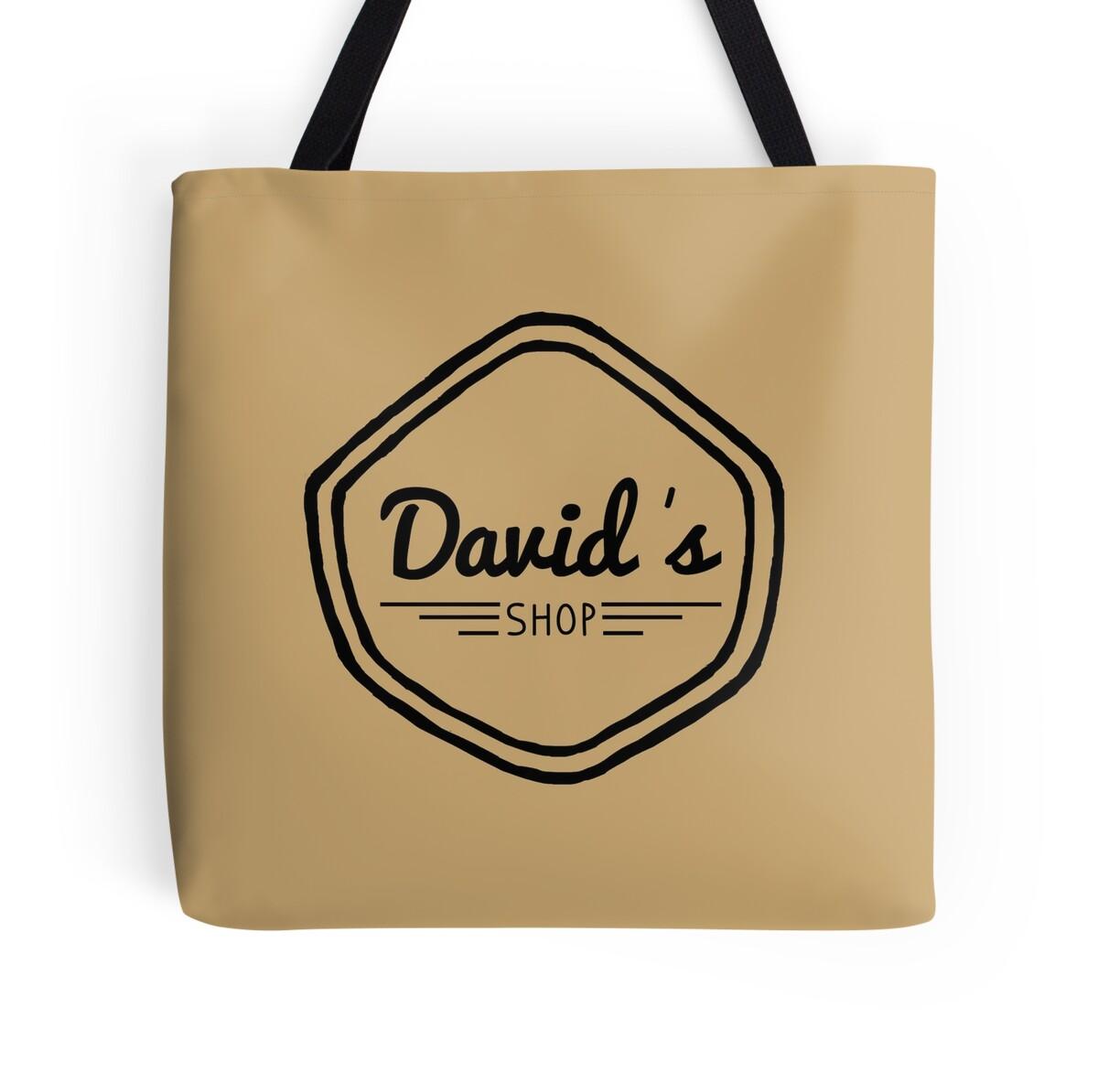 David's Shop - TOTE BAGS