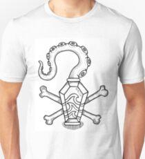 Davy Jones' Locker: Memento Mori Unisex T-Shirt