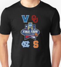 NCAA Men's Basketball Final Four 2016 T-Shirt