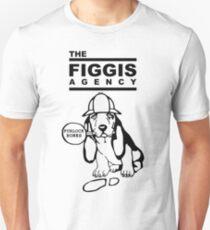 "The Figgis Agency ""FURLOCK BONES"" T-Shirt"