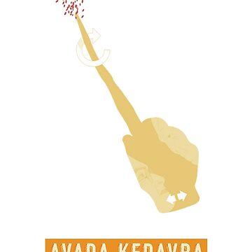 Avada Kedavra! by katarsi