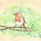 Robin by Victoria Thorpe