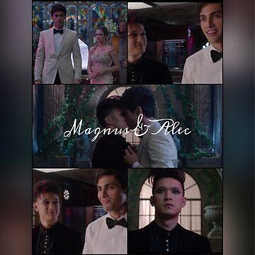Magnus & Alec  by joliverhouse