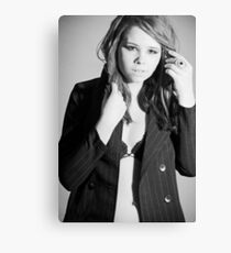 Time for Business Canvas Print