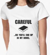 Careful Novel T-Shirt