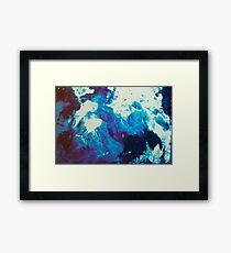 Tidal Cure Framed Print