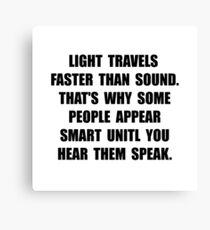 Light Smart Canvas Print