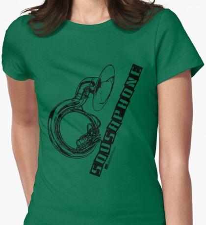 Label Me A Sousaphone (Black Lettering) T-Shirt