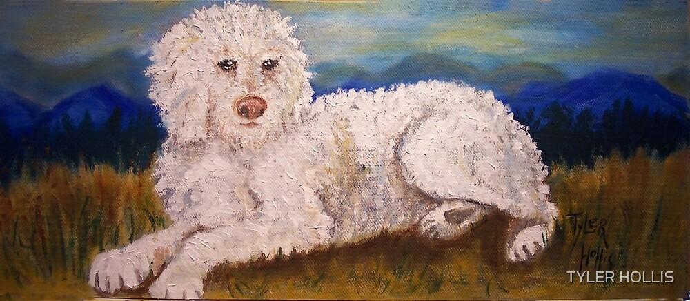 MOUNTAIN DOG by TYLER HOLLIS