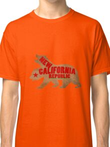 Yell For Your Republic Classic T-Shirt